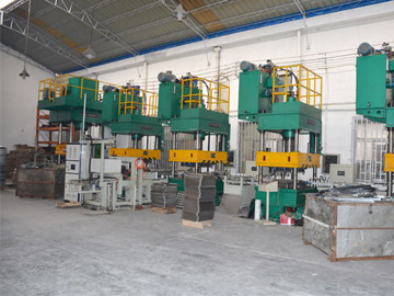 Hydraulic machine